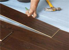 木地板施工常见的问题有哪些 怎么解决呢