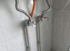 卫生间冷热水管规范安装步骤 冷热水再也不怕不均了