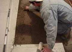 干铺地砖的方法是什么?揭秘干铺地砖施工工艺