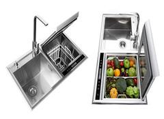 水槽洗碗机挑选技巧 洗出健康和快乐