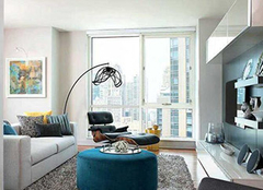 小客厅装修要素 给你不一样的装修效果