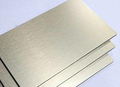 铝塑板日常出现的问题介绍 你会辨认吗