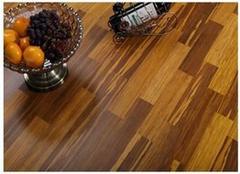 实木复合地板颜色搭配技巧 不一样的装修效果