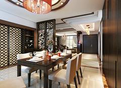 中式餐厅装修注意要点 体验真正的中国美食