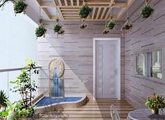 阳台墙面装修的重点内容 防水需注意