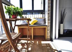 阳台玄关家居装修诀窍 从细节打造完美