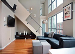 书房阁楼家居装修诀窍  让空间利用更完美