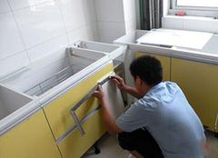 教你测量整体橱柜的三种方法 减少组合误差