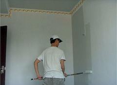 家居粉刷墙面常见的问题介绍 了解更重要