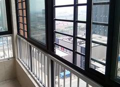 选购家居阳台窗户的方法 与室外更亲近