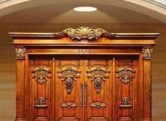 室内木门颜色如何选购 装饰搭配很重要