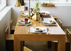 现代餐桌挑选的四个原则