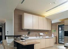 选购整体橱柜的小方案 厨房装修很重要