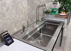 集成水槽类别和特征 你用的是哪种