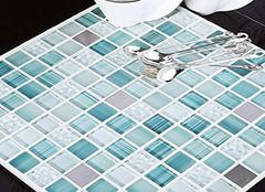 挑选水晶玻璃马赛克的注意事项 装饰家居很重要