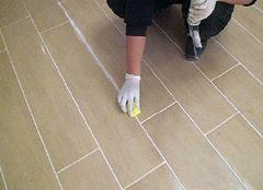瓷砖填缝需要注意的三个事项 装修人须知