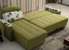 多功能沙发床要满足的条件 人们舒适生活的放心之选
