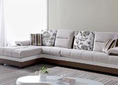板式沙发的搭配要考虑什么 一条是重点