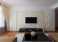 硅藻泥背景墙怎么施工好 让客厅更清新靓丽