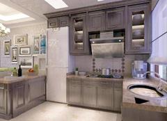 厨房建材选购有哪些注意点  生活都轻巧了