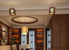 新中式吊灯的特点介绍 和谐搭配展现古典美