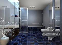 卫生间最好用什么地砖 这么选更安全
