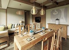 日式装修家具怎么选择 回归心的质朴