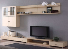 电视柜的尺寸多少合适 不同风格有所差异