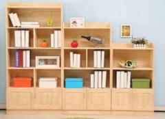 儿童书架的设计要考虑什么 有哪些方面呢