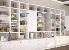 书架怎么设计才对 追求创意就选第三种