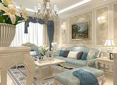 如何将客厅装修成欧式风格 细节一定要注意到