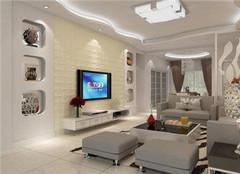 石膏电视背景墙怎么装修 有哪些注意事项呢