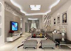 客厅吊顶装修有哪些方法 为室内带来更好装饰