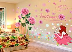选择室内背景墙壁纸的要素