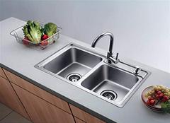 不锈钢水槽选购诀窍 好厨房从细节开始