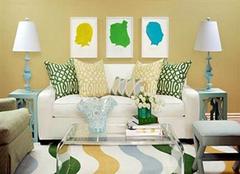 布艺饰品的清洁保养如何做 家中时刻充满暖意