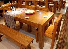 保养榆木餐桌的小技巧 七点要铭记于心