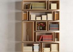 木质书架的选购要考虑什么 有哪些方面呢