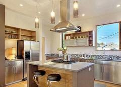 开放式厨房该怎样选择油烟机 给你无烟家居环境