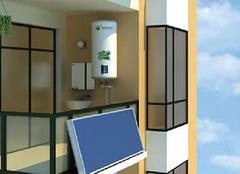 壁挂式太阳能热水器优缺点,壁挂式太阳能热水器选购技巧