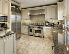厨房地砖铺设注意事项介绍 铺贴地砖一定要谨慎