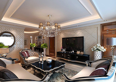 客厅吊灯华丽无比 常见的客厅吊灯品牌都有哪些