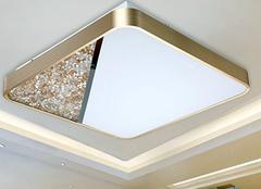怎么挑选适合的客厅灯具 灯光要恰到好处