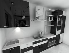 揭秘简约式厨房有什么特征