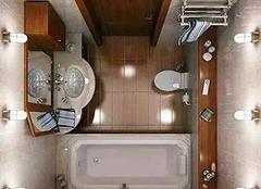 小卫生间如何设计比较实用 这四招必学