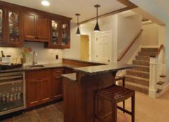 厨房吧台怎么设计才好 让每位居住者爱上厨房
