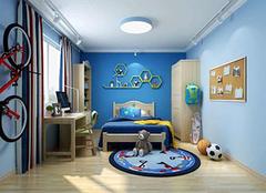 儿童房装修需注意小细节 保护孩子安全