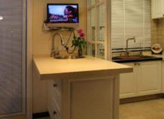 厨房吧台的设计要注重什么 有哪些方面呢