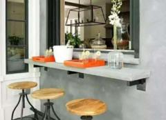 家庭吧台有哪些种类 让你设计时有多种选择