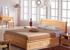榉木床怎么保养比较好 为您带来优质的睡眠质量